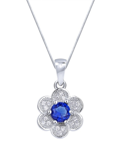 Silver Pendant - silver pendant india, silver pendant online shopping, silver pendant for girl, silver pendant for man, tanishq silver pendant, silver payal designs with price, silver anklets tanishq, silver chain price | Gopika Exports